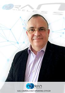 Jim Bailey, Financial Officer | Wireless Network Solutions | NuRAN Wireless