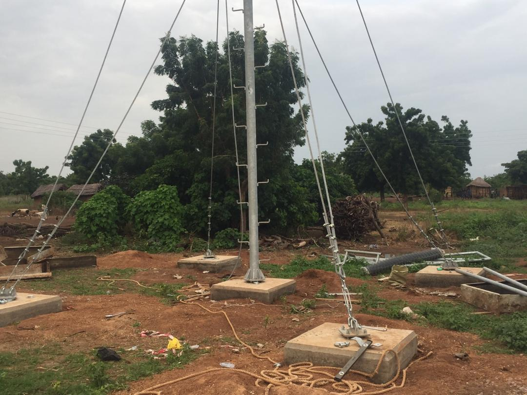 Cellular Tower Ghana | GSM Network | NuRAN Wireless - Mobile and Wireless Network Solutions