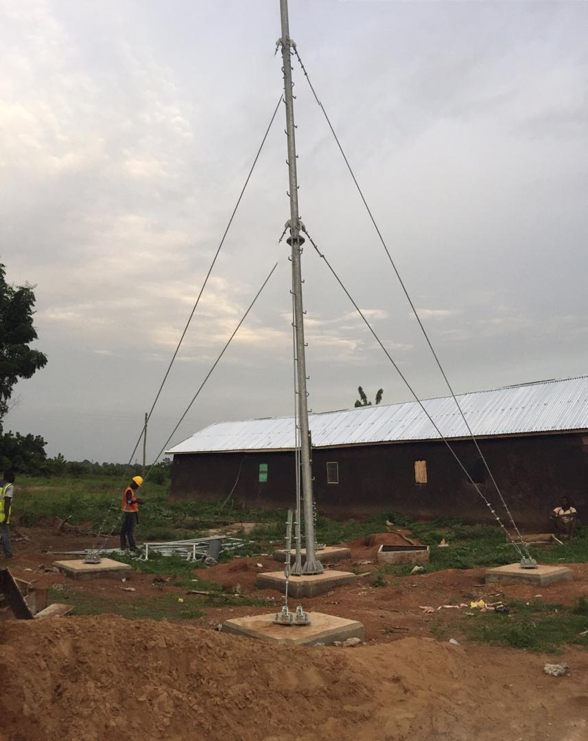 Fixture Ghana| GSM Network | NuRAN Wireless - Mobile and Wireless Network Solutions